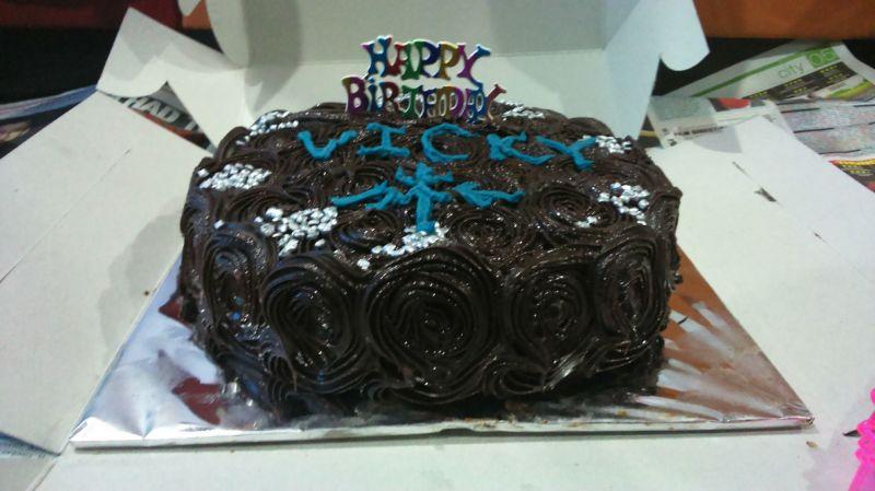 Pooja Menons Photos Happy Birthday Vicky
