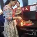Convergence 7th Anniversary Celebration & Deepali's Birthday Pics - 07.10.2015