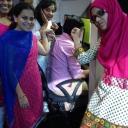 Navratri 2015 - 20.10.2015 - Pink Colour