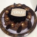 Abhay's Bday Pics - 11.02.16