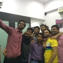 Hirdesh and Arihant's Farewell