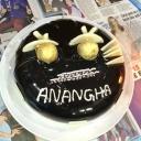 Anagha's Bday Pics 13.04.16